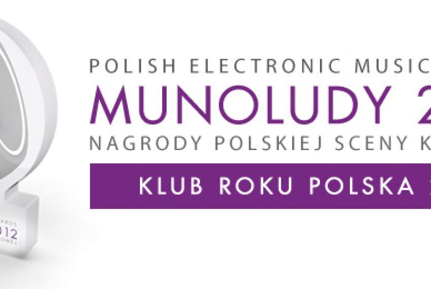 MUNOLUDY 2012 – Klub Roku Polska!