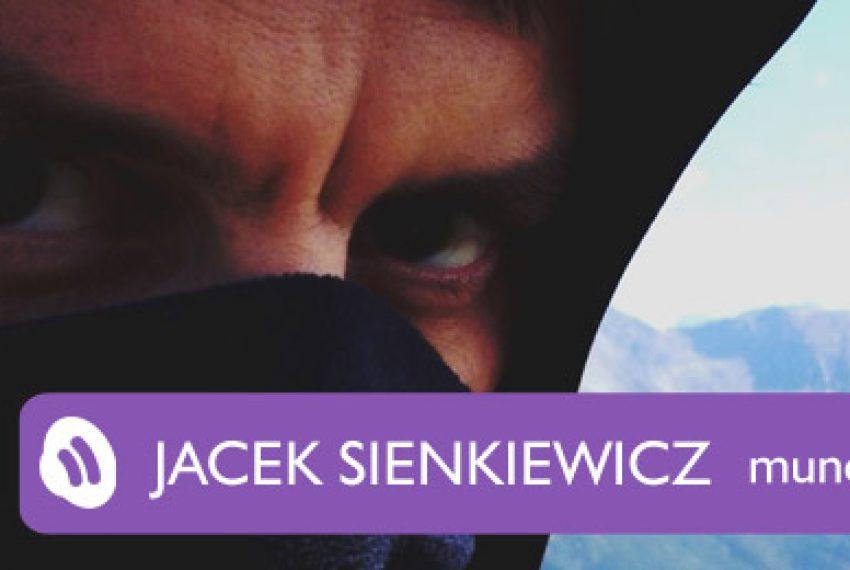 Muno.pl Podcast 58 – Jacek Sienkiewicz
