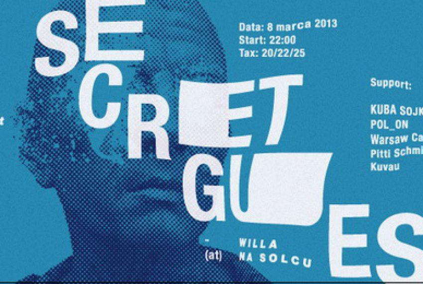Warsaw Calling zaprasza na imprezę z Secret Guest – BILETY!