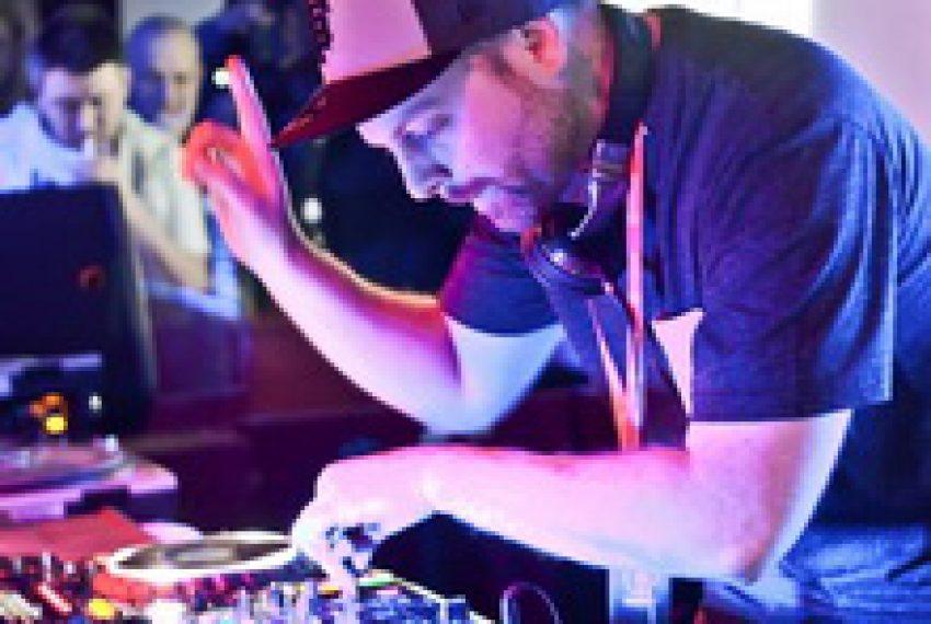 DJ Shadow @ SQ Klub Poznań
