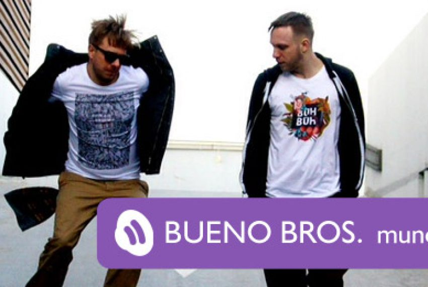 Muno.pl Podcast 60 – Bueno Bros