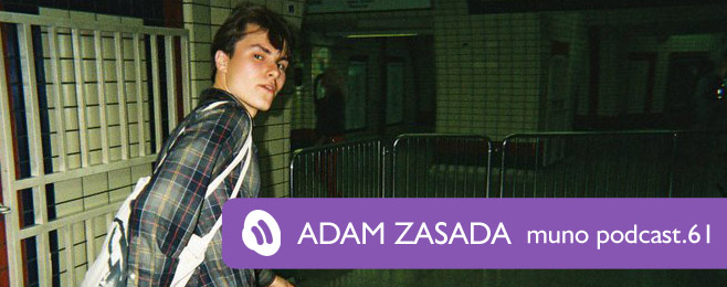 Muno.pl Podcast 61 – Adam Zasada