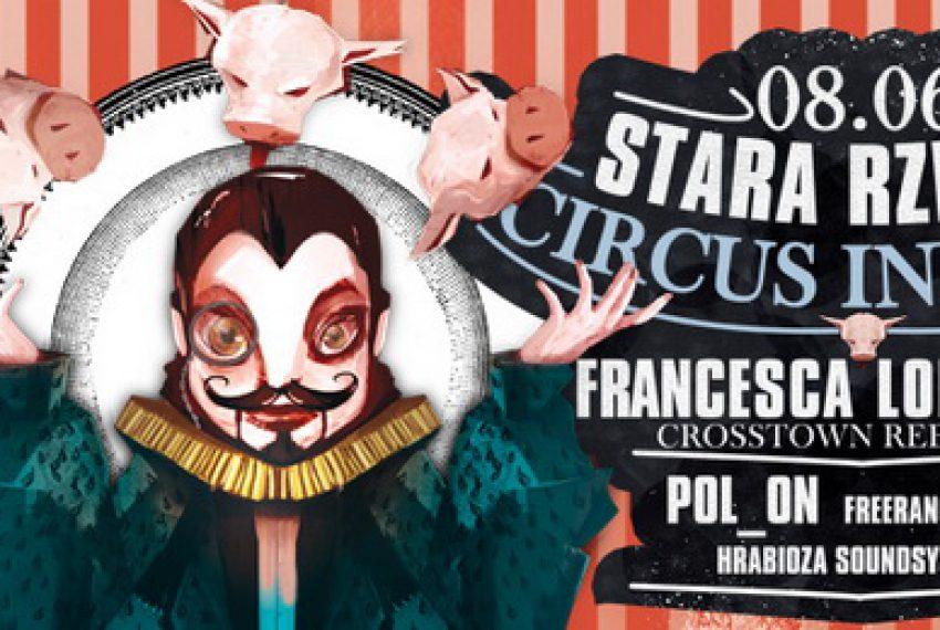 Poznańska Stara Rzeźnia zaprasza na Circus Inferno – BILETY!