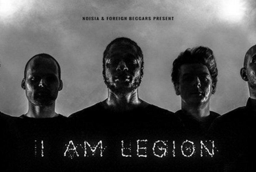 Noisia & Foreign Beggars prezentują I Am Legion – BILETY!
