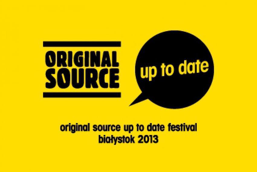 Jeszcze więcej artystów na Original Source Up To Date – BILETY!