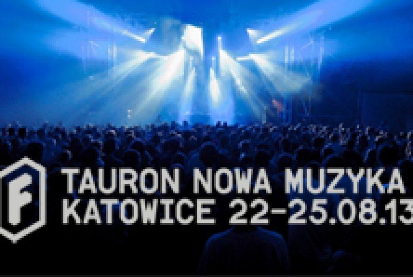Tauron Nowa Muzyka zmienia lokalizację