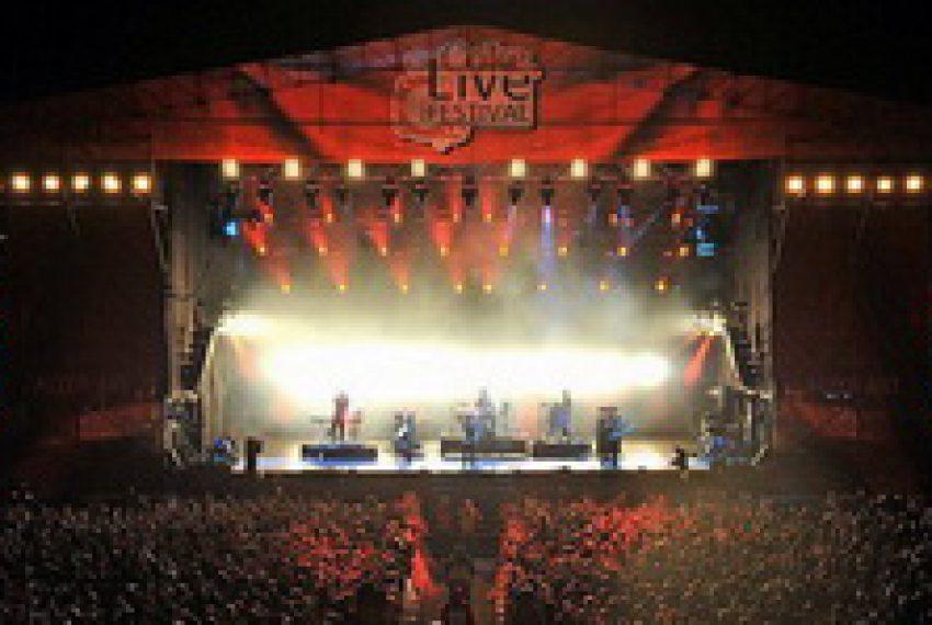Coke Live Music Festival – TIMETABLE!
