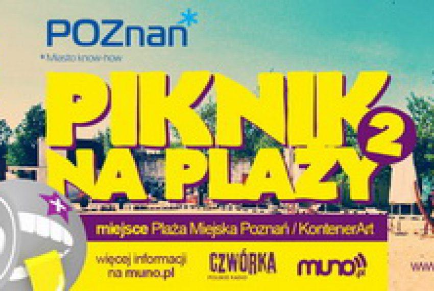Piknik na Plaży z Muno.pl