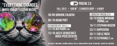 Imprezowa jesień w Prozak 2.0