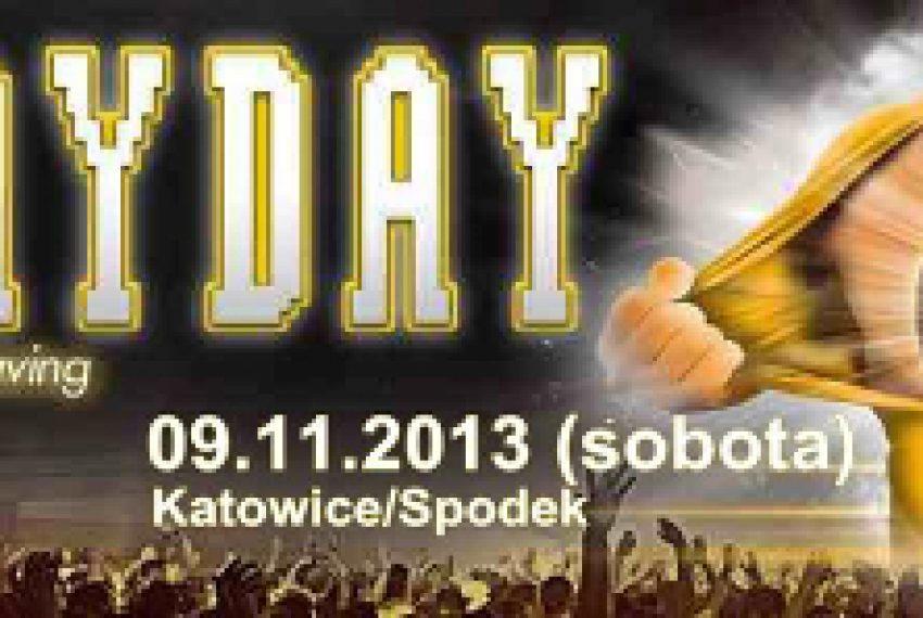 Mayday Poland 2013 ogłasza podział na sceny