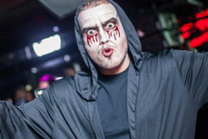 Haloween Night w. Mr Lex & NOVIKA @ SQ Klub