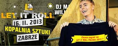 Znamy trójkę finalistów konkursu Let It Roll i Muno.pl!