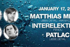 Matthias Meyer i Patlac w weekend w Warszawie – ZAMÓW BILETY!