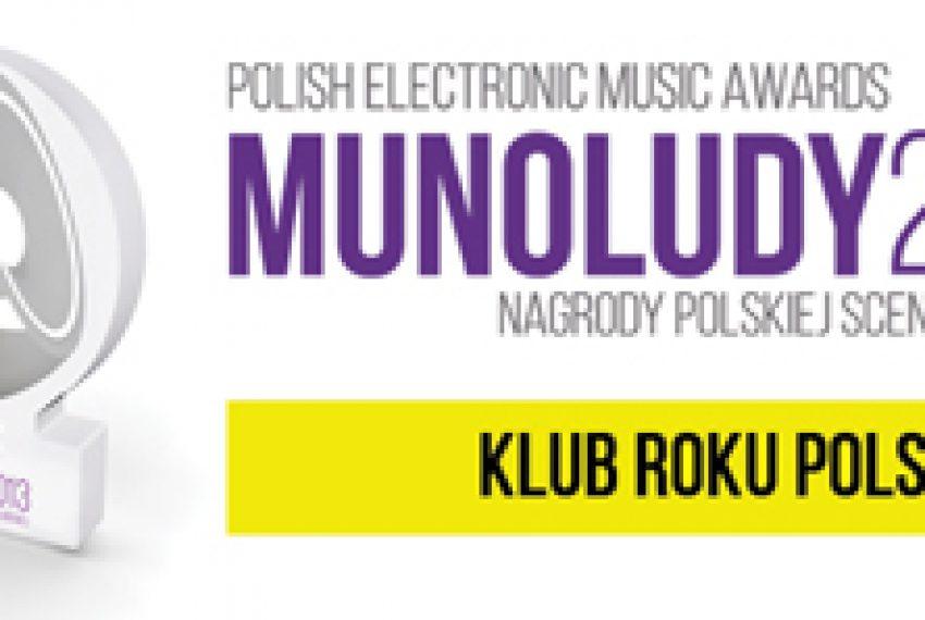 MUNOLUDY 2013 – Klub Roku Polska