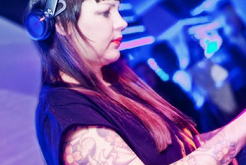 Miss Kittin @ SQ Klub