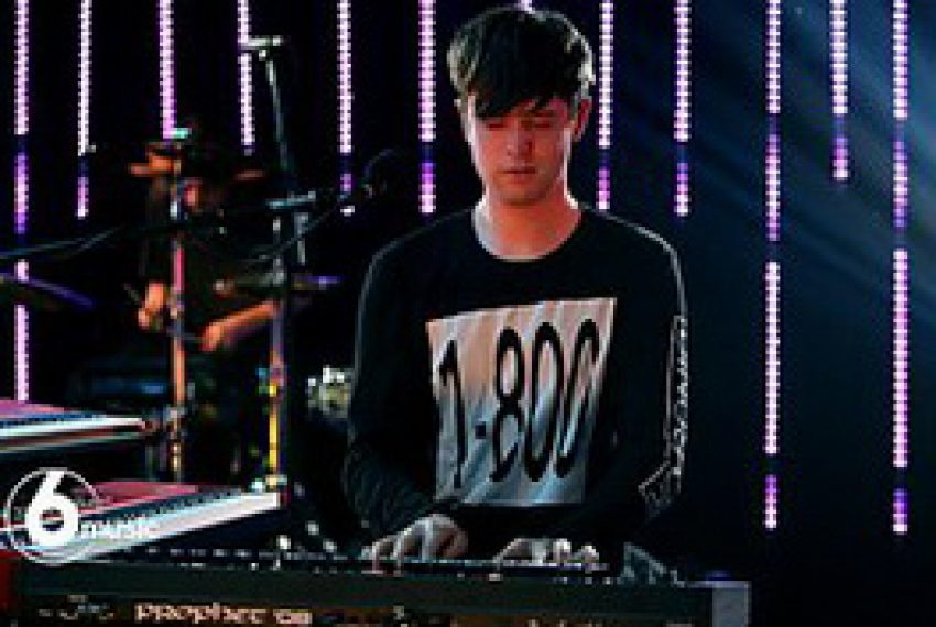 James Blake Live @ BBC 6 Music Festival 2014