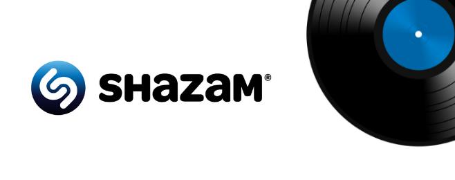 Shazam na płycie winylowej