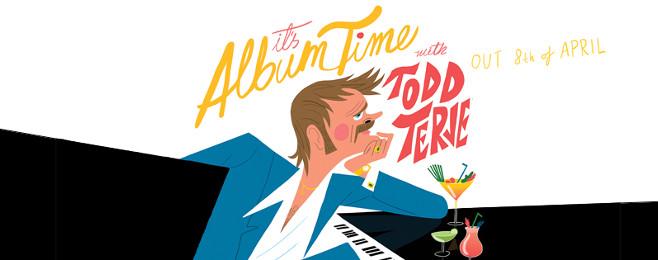 Słuchamy przedpremierowo: Todd Terje – It's Album Time