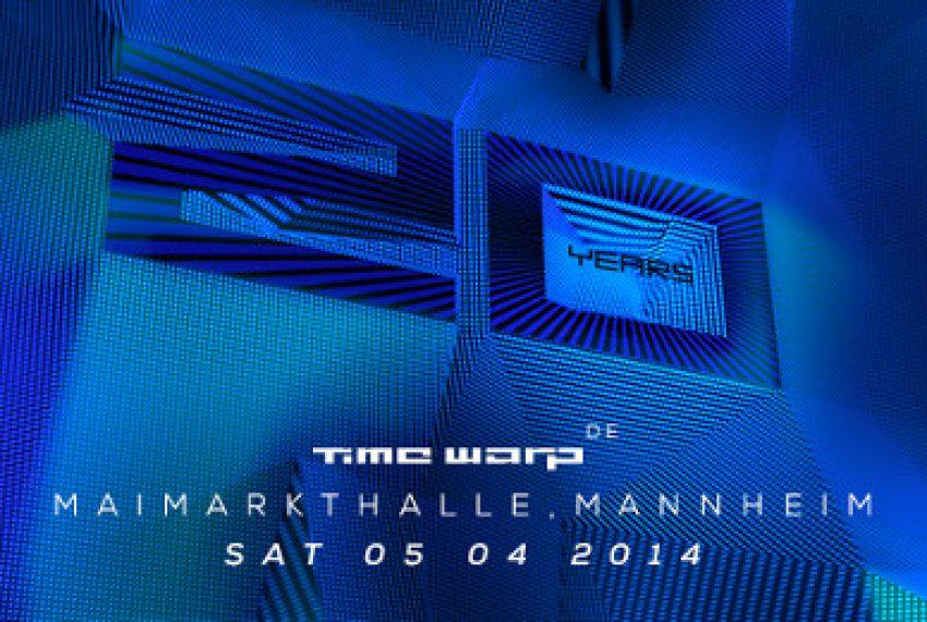 Wygraj bilet na Time Warp Mannheim! – KONKURS