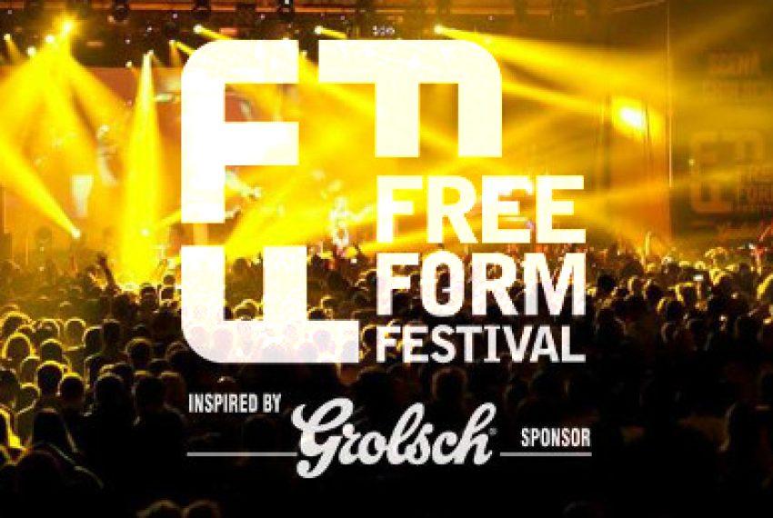 FreeFormFestival 2014 – TIMETABLE