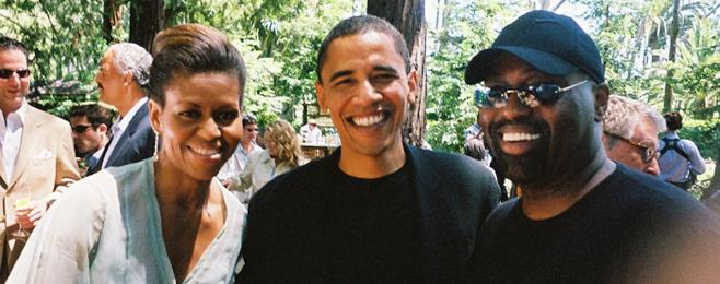Barack Obama złożył kondolencje rodzinie Frankie'ego Knucklesa