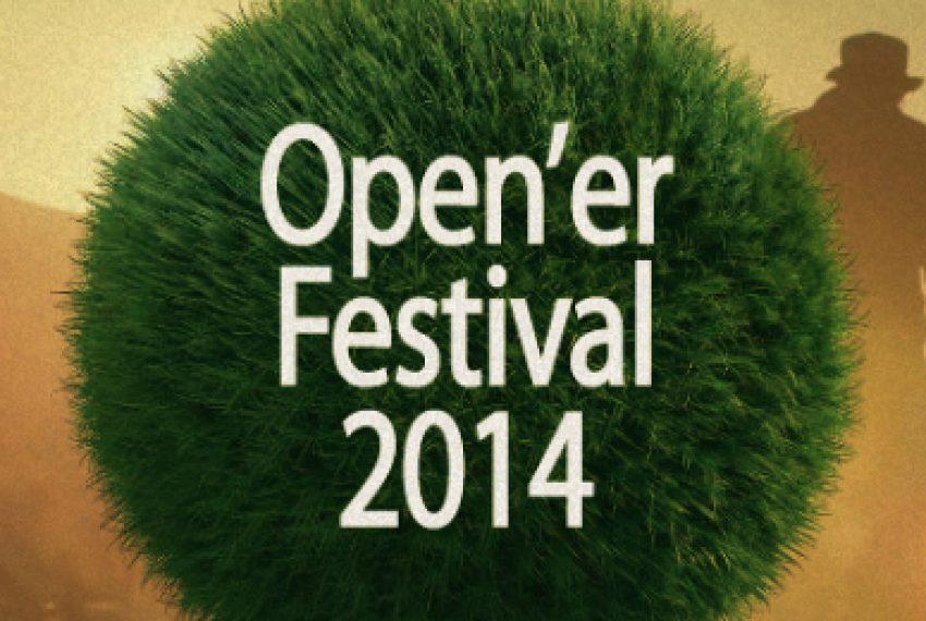 Kto zagra w jaki dzień na Open'er 2014!