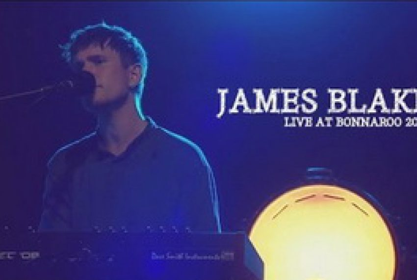 James Blake – Live at Bonnaroo 2014