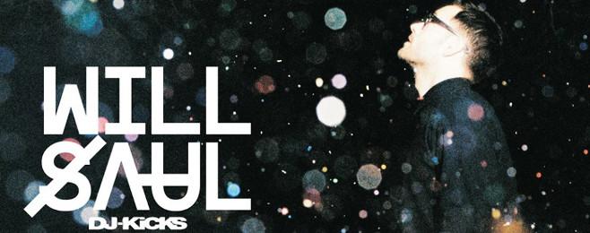 Słuchamy 'DJ-Kicks' Willa Saula