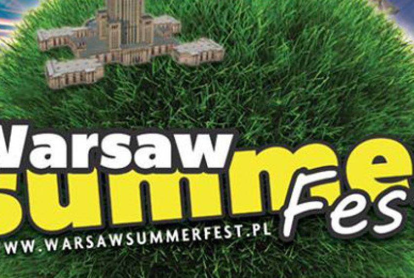 Iskra zaprasza na Warsaw Summer Fest – ZAMÓW BILETY!