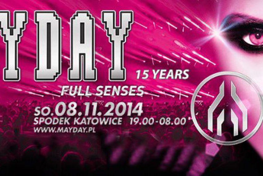 Kto zagra na Mayday Poland 2014?