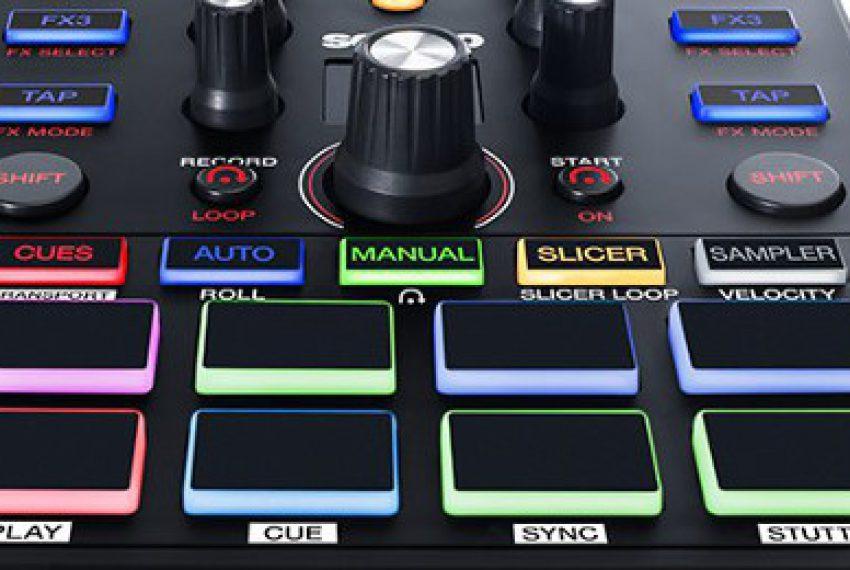 Nowe kompaktowe zabawki dla DJ-ów
