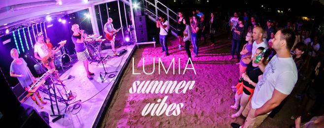 Kto jeszcze zagra w ramach Lumia Summer Vibes? PROGRAM KONCERTÓW