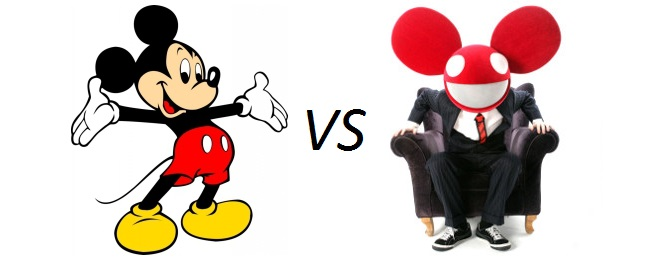 Deadmau5 w sądzie przeciwko… Myszce Miki