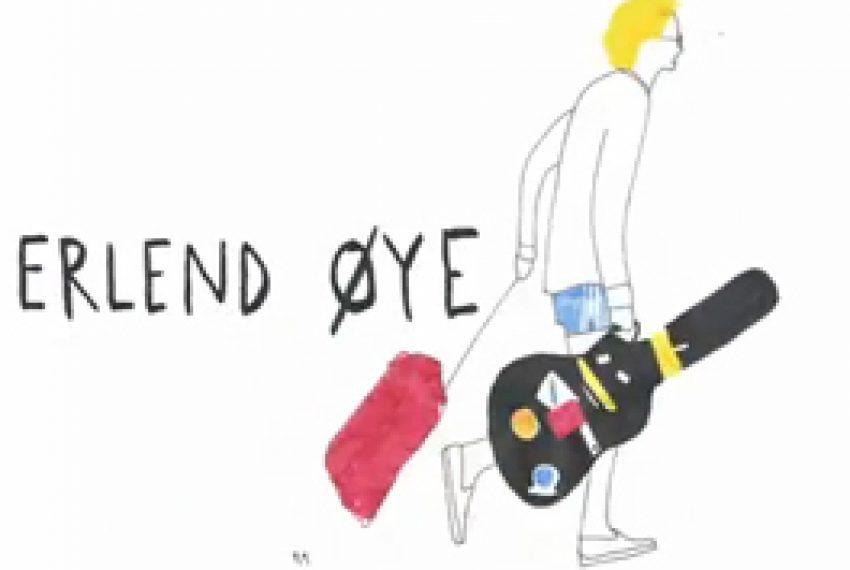 Erlend Oye – Rainman