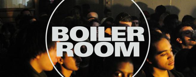 Boiler Room wie co robiłeś zeszłej nocy!