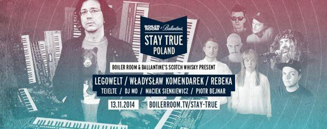 Wygraj zaproszenia na Boiler Room w Warszawie! KONKURS