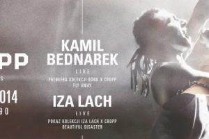 Cropp FEAT. Kamil Bednarek i Iza Lach – KONCERTY W GDAŃSKU