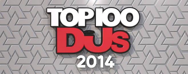 Wyniki DJ Mag Top 100 DJs 2014