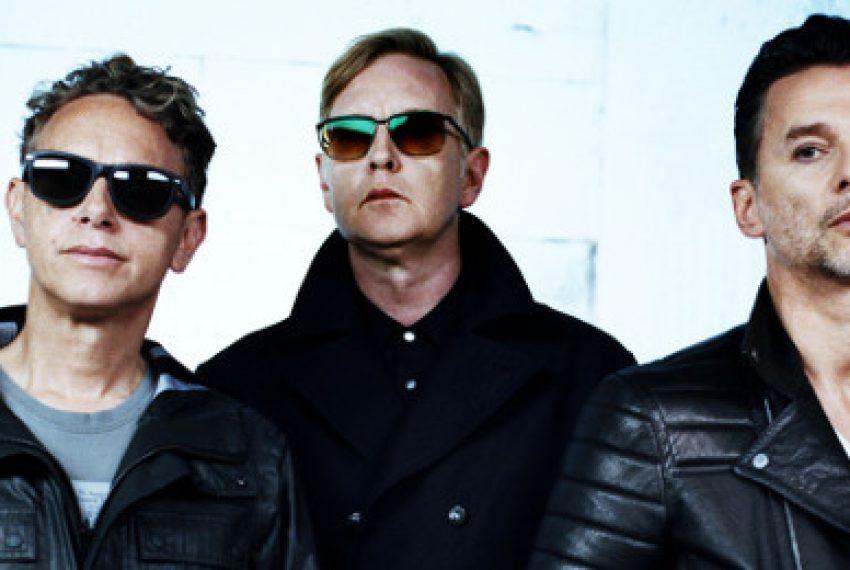 Zobacz koncert Depeche Mode na DVD