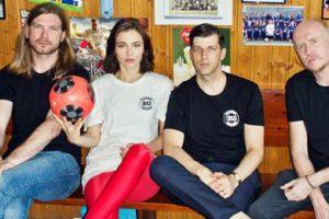 Piłkarskie koszulki od Radio Slave
