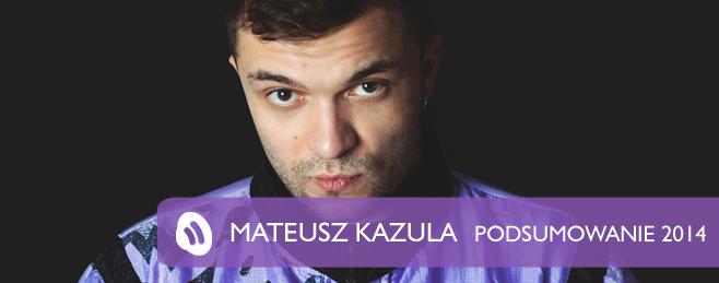 Podsumowanie 2014 – Mateusz Kazula (Viadrina)