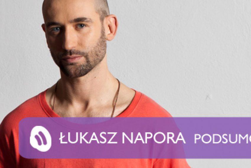 Podsumowanie 2014 – Łukasz Napora (Audioriver)