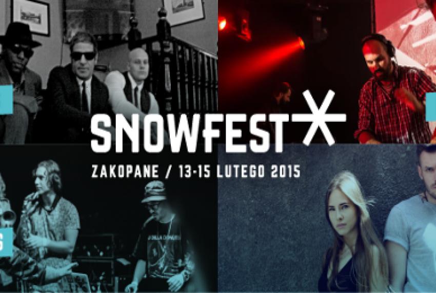 Zbliża się druga edycja SnowFest!