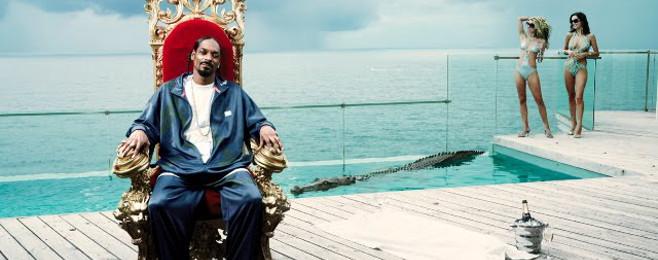 Snoop Dogg gra o tron