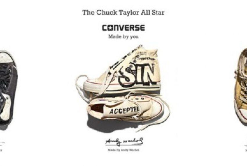 Twoje sneakersy wyrażają Ciebie! Zobacz nową kolekcję Converse