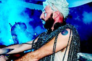 Damian Lazarus & The Ancient Moons z pełnym albumem AKTUALIZACJA