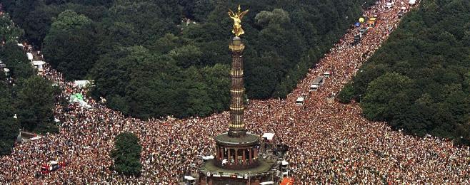 'Duch' Love Parade powraca do Berlina!