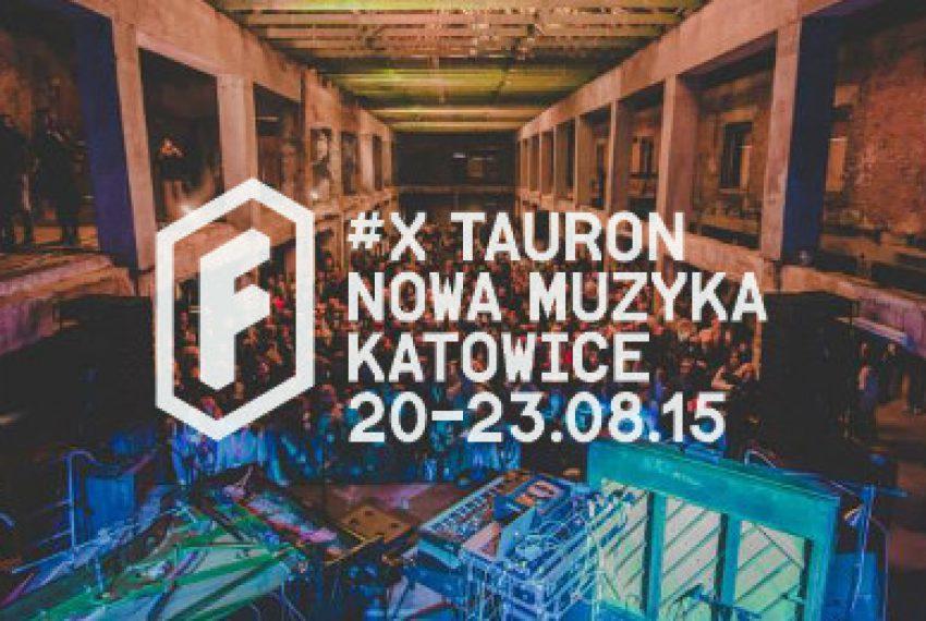 Artyści z Polski, Czech, Słowacji i Węgier na Tauron Nowa Muzyka 2015 – ZAMÓW BILETY