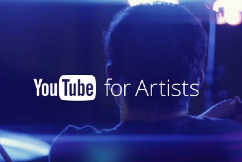 YouTube bardziej przyjazny artystom