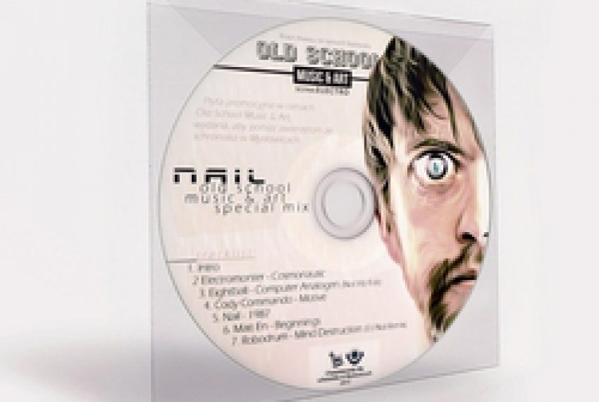NAIL – Old School Music & Art Special Mix